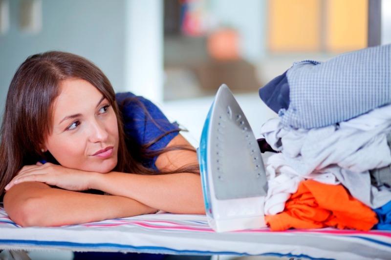 5 причин перестать гладить постельное белье