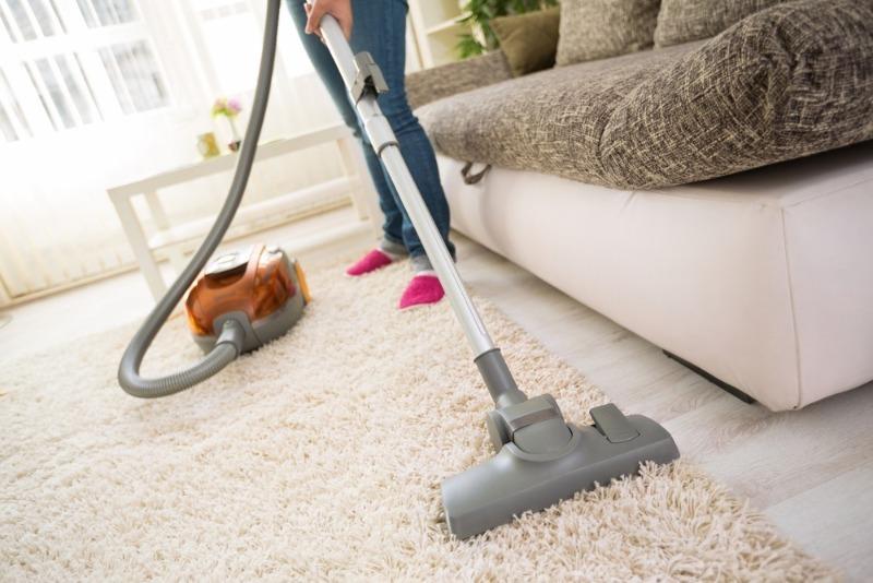 Если пылесосить дом по порядку, то уборка пройдет проще и эффективнее