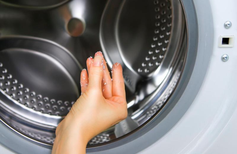 5 способов очистить от накипи стиральную машинку тем, что есть под рукой