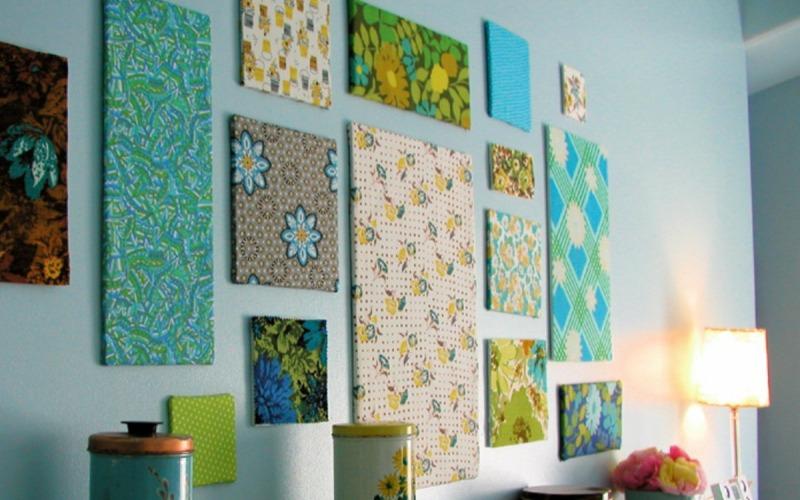 Без картин и фотографий: 10 интересных предметов для украшения стены