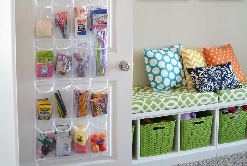 5 идей хранения вещей для тех, кому некогда убираться