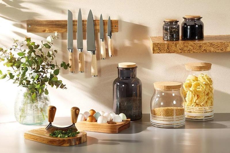 8 приспособлений для экономии места на маленькой кухне