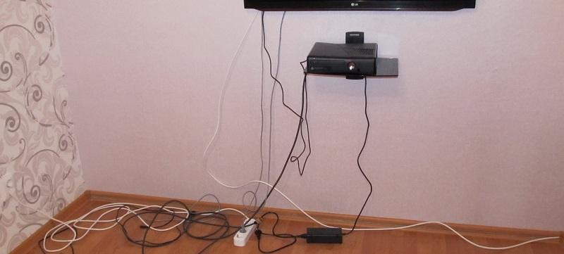 Торчащие провода