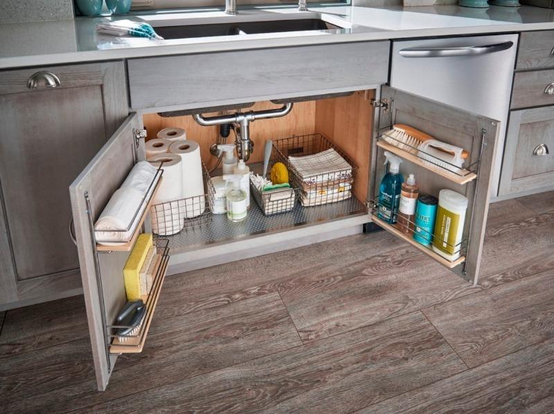 6 вещей, которым не место под кухонной мойкой