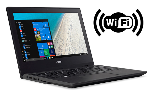 Переустановка драйвера WiFi на ноутбуке