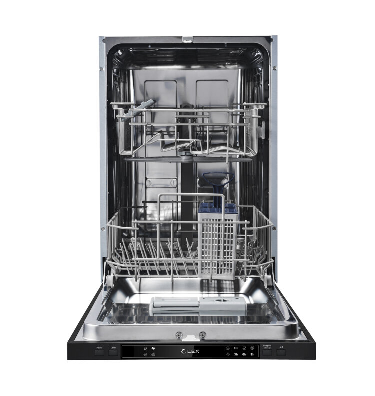 Лучшие узкие посудомоечные машины