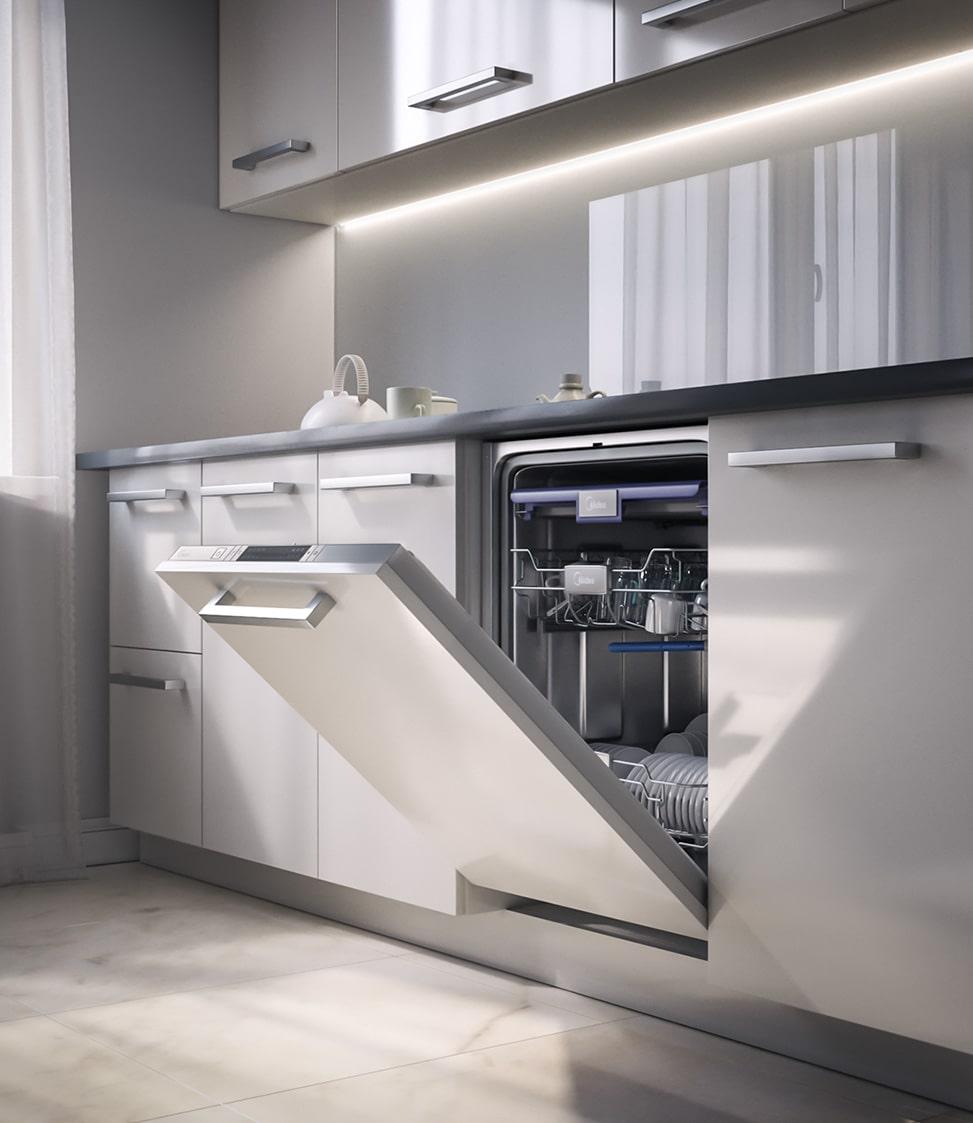 ТОП-5 лучших встраиваемых посудомоечных машин по цене/качеству на 2021 год