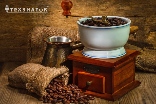 Как выбрать кофемолку (электрическую или ручную) для кофе и круп