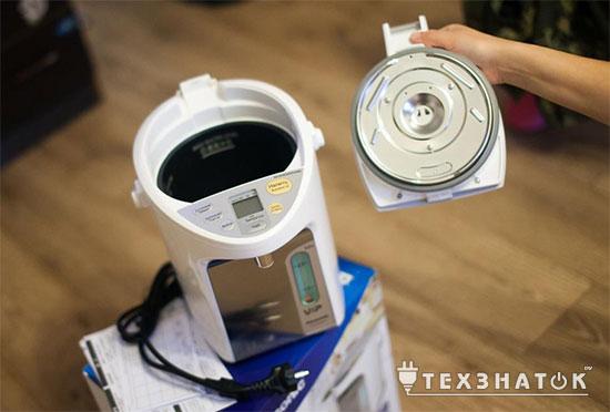 Как очистить термопот от накипи народными средствами