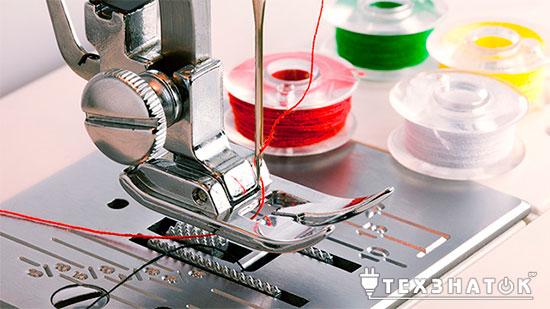 лапка швейной машины