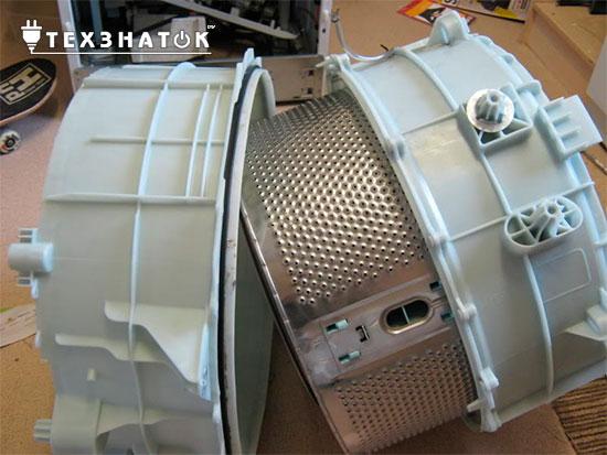 Замена подшипника в стиральной машине своими руками