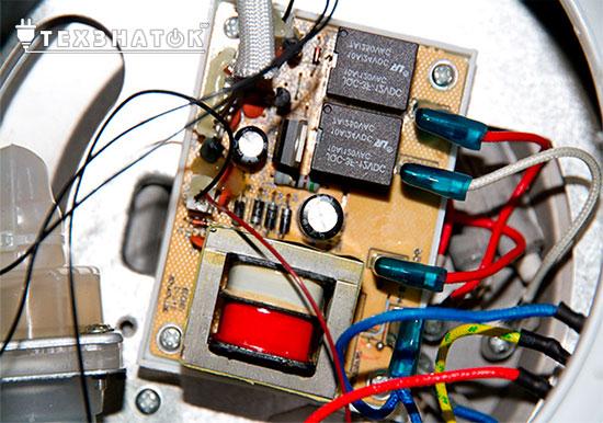 термопот в разобранном виде