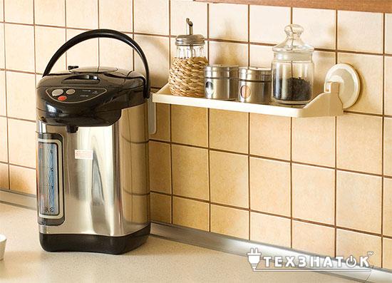 термопот на кухне
